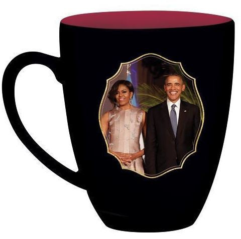 The Obama's black-tie mug - AAE-CHMUG-38