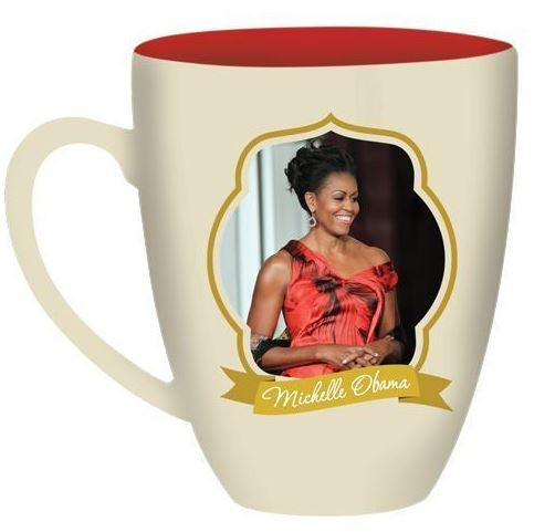 Michelle Obama mug - AAE-CHMUG-39