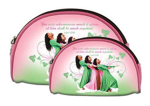 For Unto Whomsoever - cosmetic bags - pink