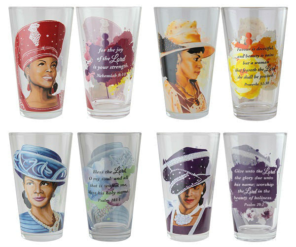 Glass Tumblers set-2 - DGL-02