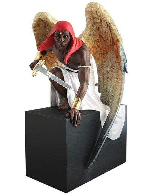 Ready For Battle - AAE Blackshear figurine