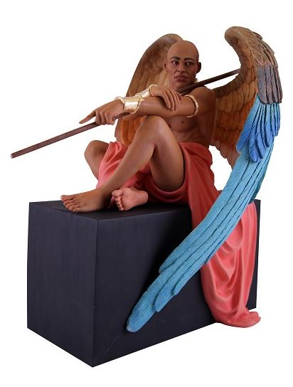 Angel At Rest - AAE Blackshear figurine