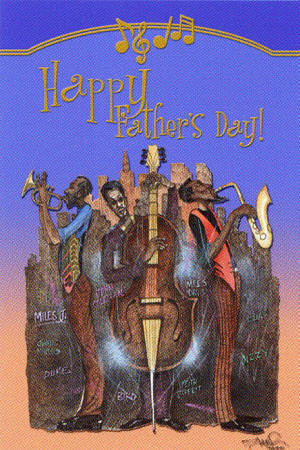 Fathers Day card - AAE-FD-01