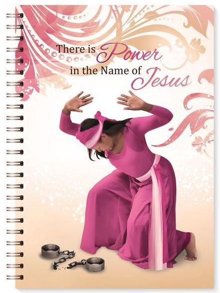 Power in the Name of Jesus - journal