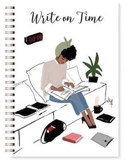 Write On Time - journal