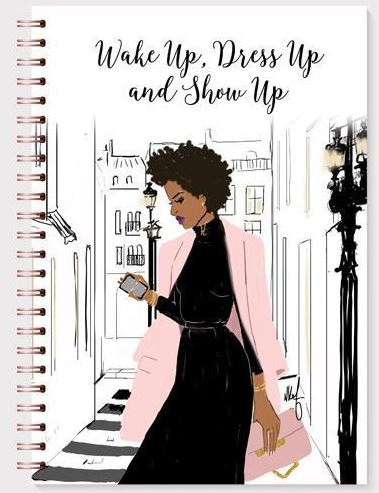 Wake Up Dress Up - journal