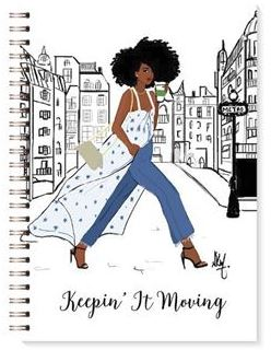 Keepin It Moving - journal