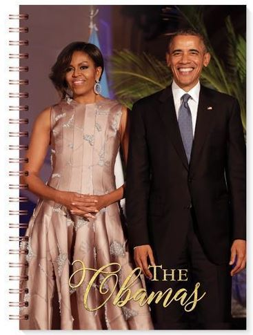 The Obamas - journal - J185