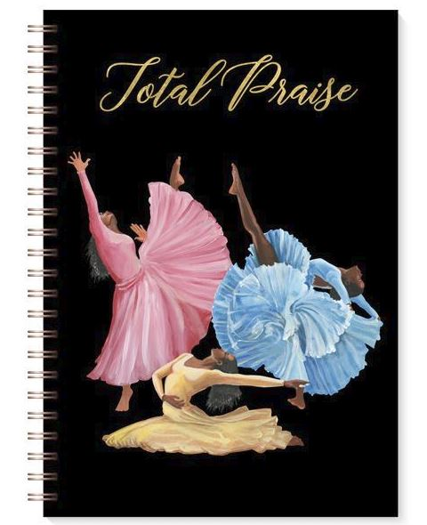 Total Praise - journal - black
