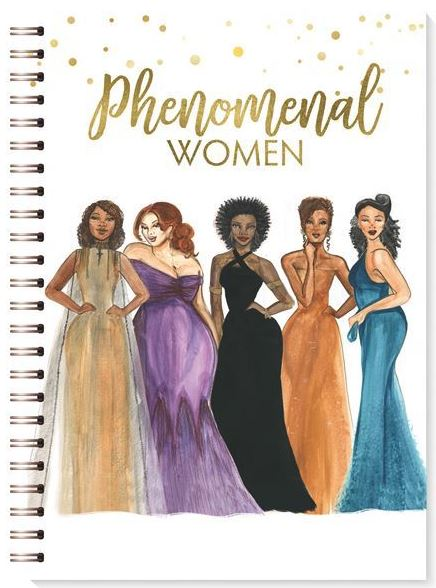 Phenomenal Women - journal