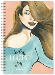 I Choose Joy - journal