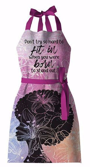 Born To Stand Out - kitchen apron