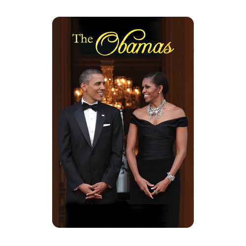 The Obamas II - magnet