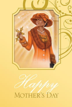 Mothers Day card - AAE-MD-55