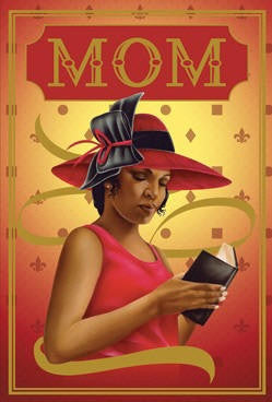 Mothers Day card - AAE-MD-67