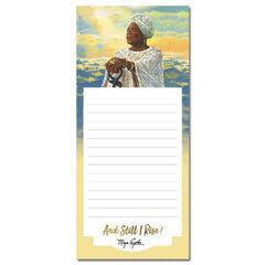 Magnetic Notepad - And Still I Rise