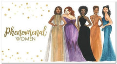 Phenomenal Women - 2019-20 pocket calendar