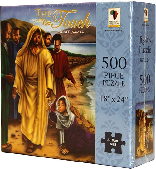 The Touch - 500 piece jigsaw puzzle