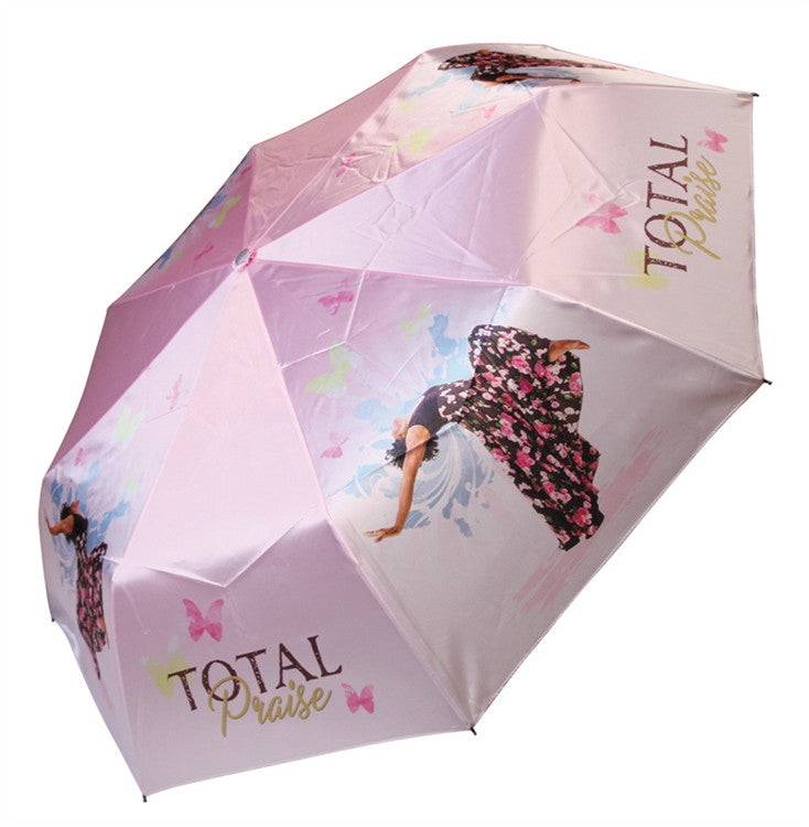 Total Praise - umbrella