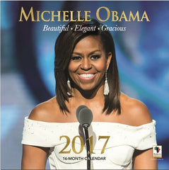 Michelle Obama - 2017 wall calendar - AAE
