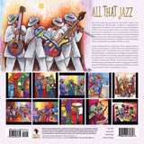 All That Jazz - 2021 African American calendar