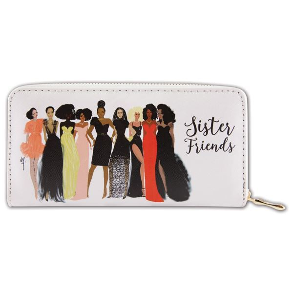 Sister Friends - wallet