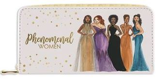 Phenomenal Women - wallet