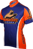 Morgan State - cycling jersey