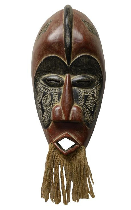 Jungle Wall Mask