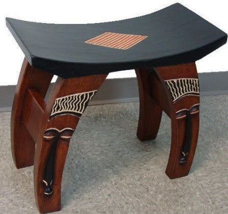 Mask Accent Stool