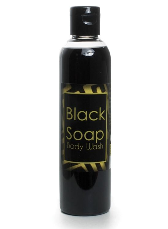 Liquid Black Soap Body Wash