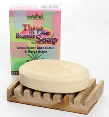 3-N-1 Soap - mango - shea and cocoa butter