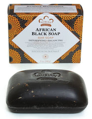 Black Soap - with shea butter