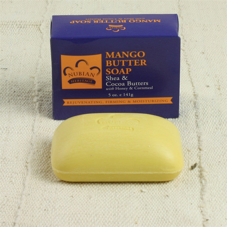 Mango - Shea and Cocoa Butter Soap