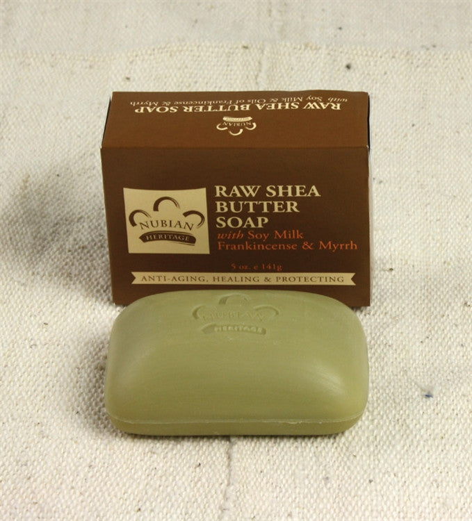 Shea Butter and Frankincense - soap