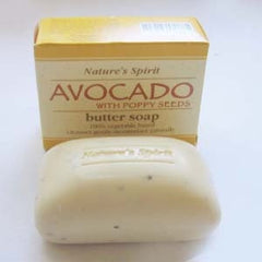 Avocado and Poppy Seed - soap