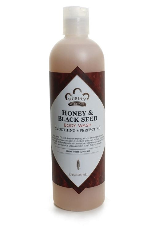 Honey and Black Seed Oil Body Wash