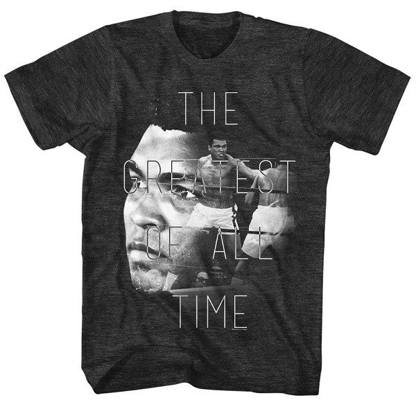 Muhammad Ali - Greatest Of All Time - t-shirt