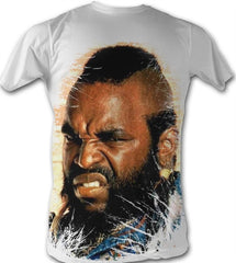 Mr T - All Over - t-shirt