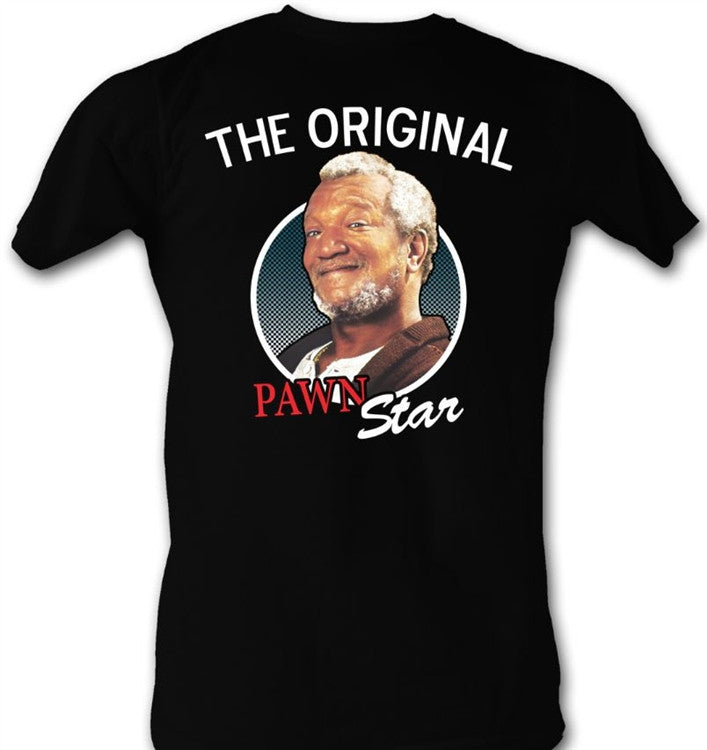 Sanford & Son - The Original Pawn Star - t-shirt