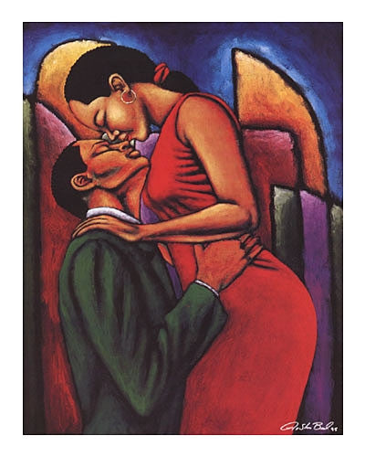 For The Lover In You - 16x21 print - LaShun Beal