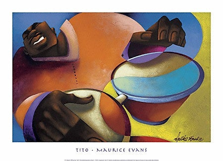 Tito - 26x36 - print - Maurice Evans