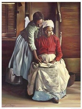 Never Too Late To Learn - 32x24 - print - Alix Beaujour