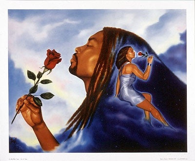 African American Romantic Artwork Its A Black Thangcom