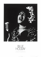 Billie Holiday - 27x19 photo poster