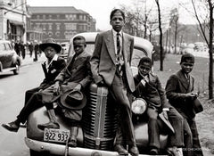 Chicago Boys 1941 Sunday Best - 36x24 poster