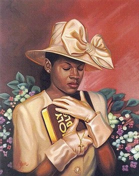 African American Religious Artwork It S A Black Thang Com