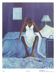 Blue Monday - 15x21 - print - Annie Lee