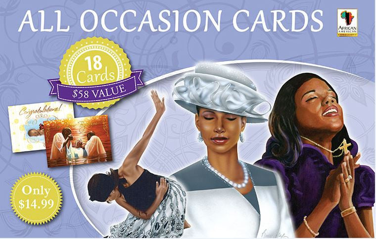 All Occasion Assorted Cards - AOAB-640