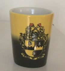 Alpha Phi Alpha shot glass